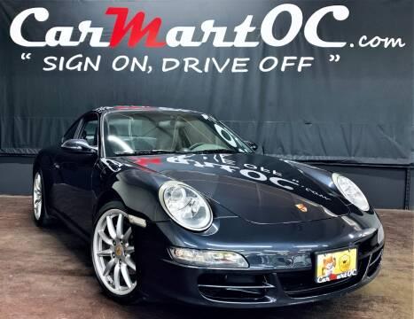 2007 Porsche 911 for sale at CarMart OC in Costa Mesa, Orange County CA
