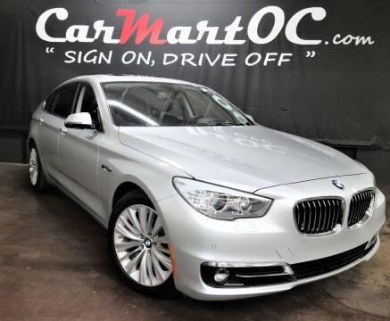2015 BMW 5 Series for sale at CarMart OC in Costa Mesa, Orange County CA