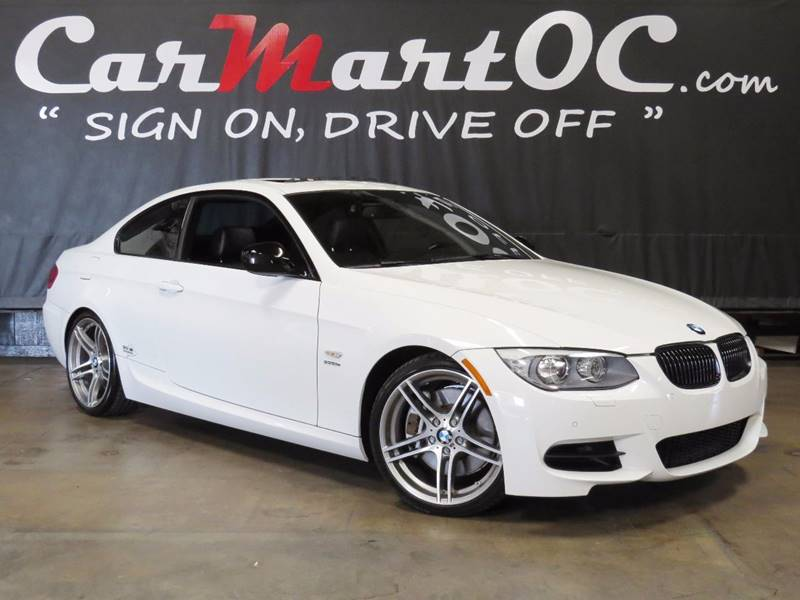 2013 Bmw 3 Series 335is 2dr Coupe In ORANGE COUNTY COSTA MESA CA - CARMART LLC