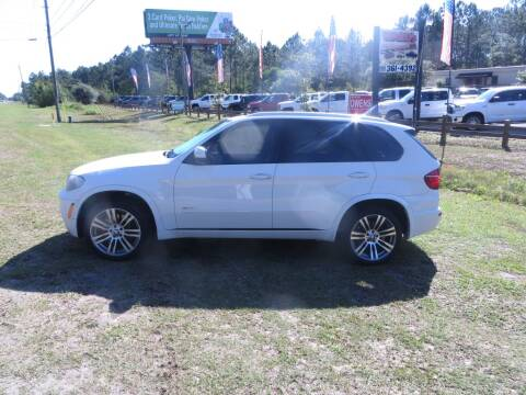 2011 BMW X5 xDrive50i for sale at Ward's Motorsports in Pensacola FL