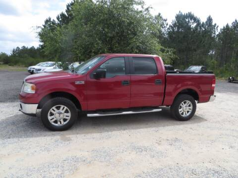 2007 Ford F-150 for sale at Ward's Motorsports in Pensacola FL