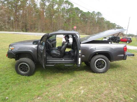 2016 Toyota Tacoma for sale at Ward's Motorsports in Pensacola FL