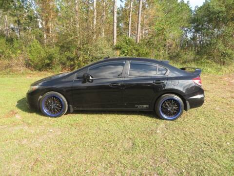 2014 Honda Civic for sale at Ward's Motorsports in Pensacola FL