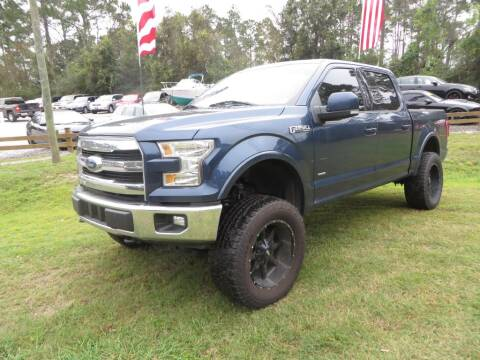2017 Ford F-150 for sale at Ward's Motorsports in Pensacola FL