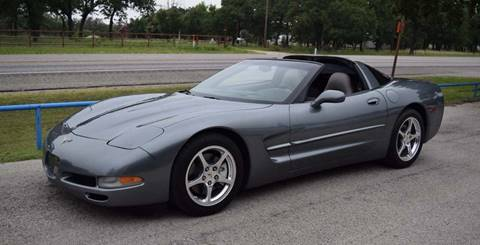 2003 Chevrolet Corvette for sale in Lipan, TX