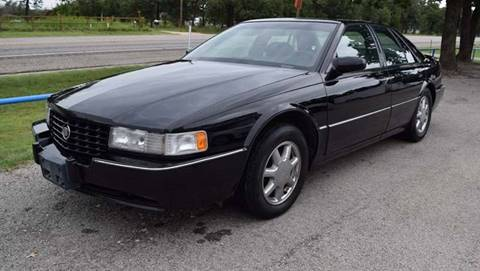 1996 Cadillac Seville for sale in Lipan, TX