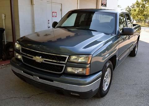 2007 Chevrolet Silverado 1500 Classic for sale in Lipan, TX