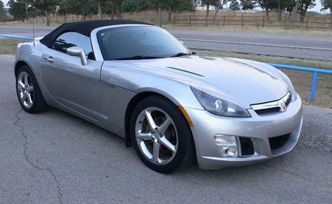 2007 Saturn SKY for sale at BriansPlace in Lipan TX