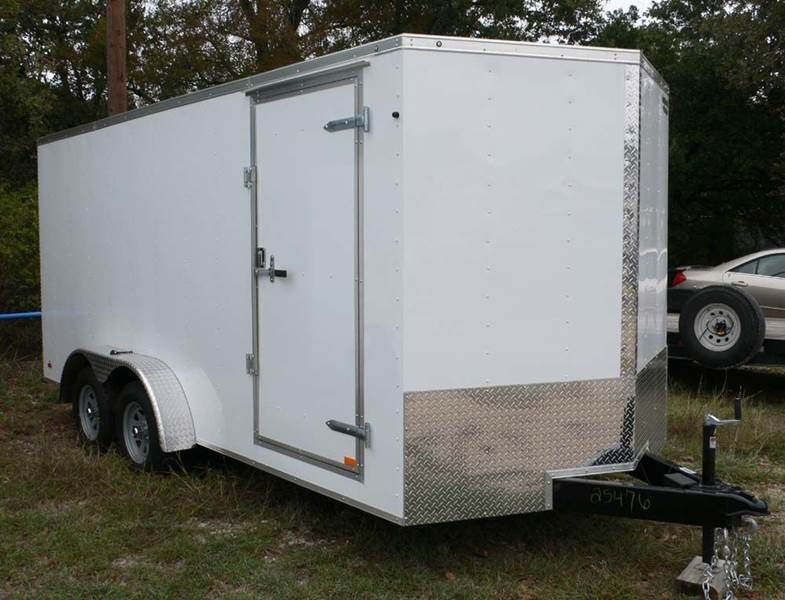 2016 Continental Cargo VHW716TA2 for sale at BriansPlace in Lipan TX
