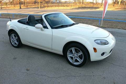 2007 Mazda MX-5 Miata for sale at BriansPlace in Lipan TX