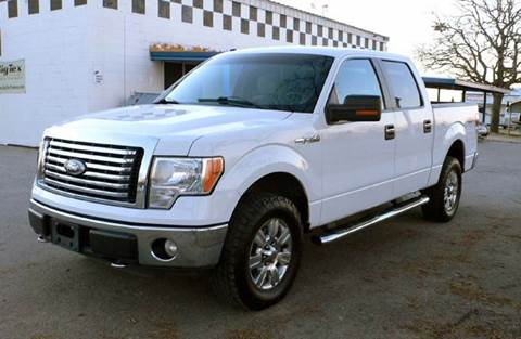 2010 Ford F-150 for sale at BriansPlace in Lipan TX