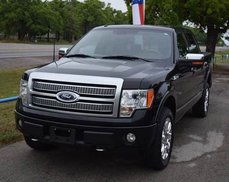 2009 Ford F-150 for sale at BriansPlace in Lipan TX