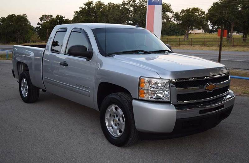2011 Chevrolet Silverado 1500 for sale at BriansPlace in Lipan TX