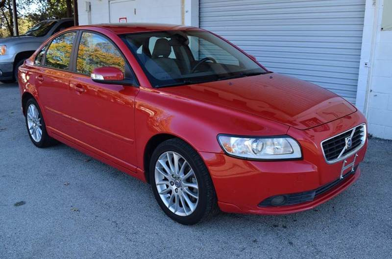 2009 Volvo S40 for sale at BriansPlace in Lipan TX