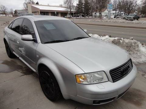 Audi A For Sale In Loveland CO Carsforsalecom - 2000 audi a6