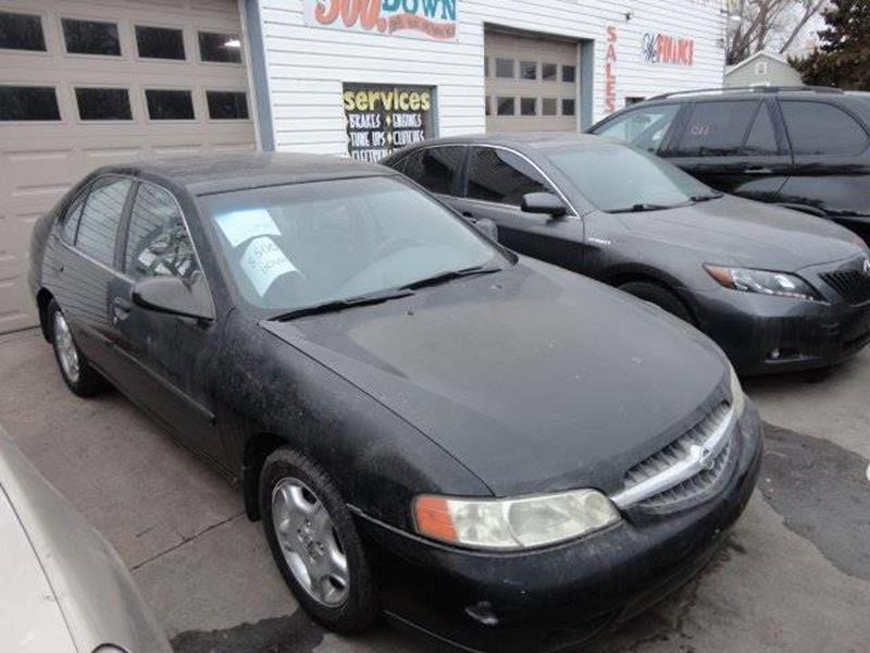 2000 nissan altima gxe 4dr sedan in loveland co mile