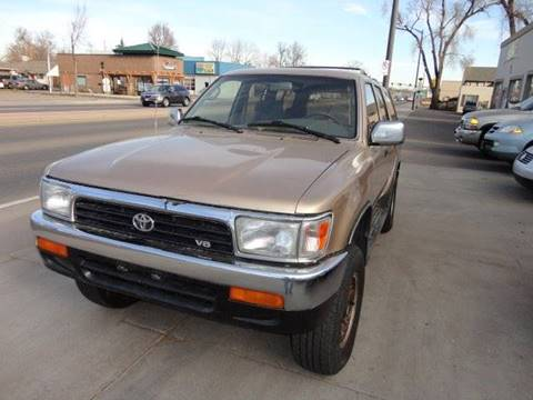 1995 Toyota 4Runner for sale in Loveland, CO