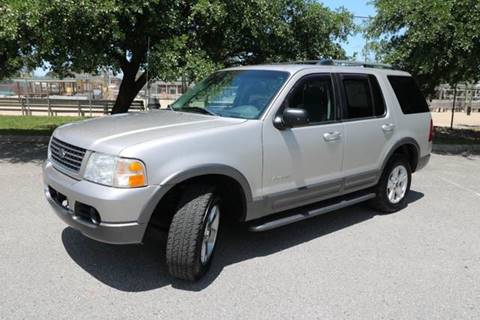 2002 Ford Explorer XLT 2WD 4dr SUV In Wilmington NC - L & H