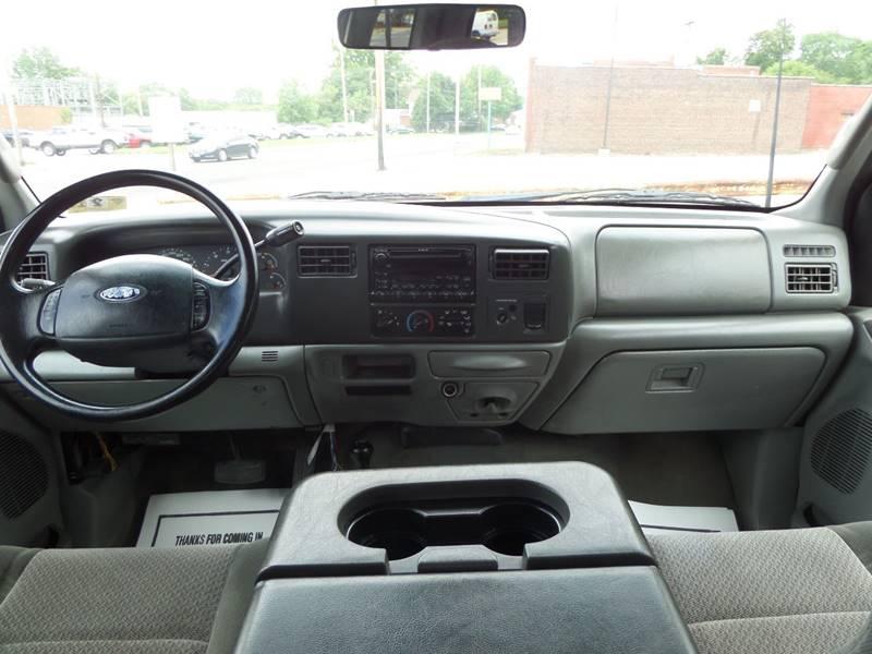 2003 Ford F-250 Super Duty 4dr SuperCab XLT 4WD SB - Barberton OH
