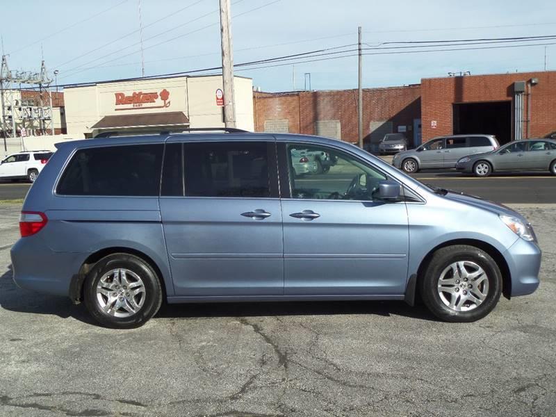 2006 Honda Odyssey EX-L 4dr Mini-Van - Barberton OH