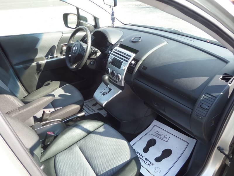 2007 Mazda MAZDA5 Touring 4dr Mini-Van (2.3L I4 4A) - Barberton OH