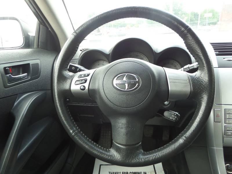 2007 Scion tC 2dr Hatchback (2.4L I4 5M) - Barberton OH