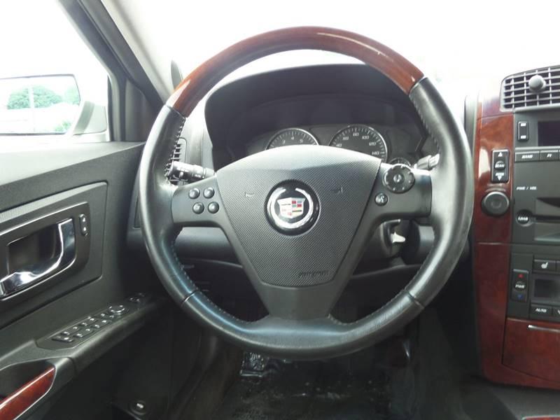 2007 Cadillac CTS 4dr Sedan (3.6L V6) - Barberton OH