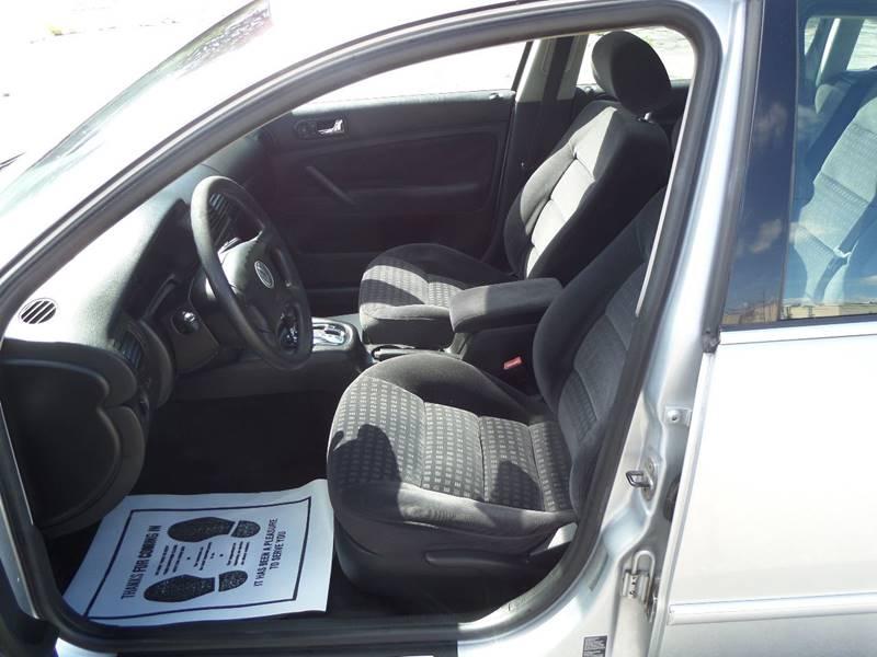 2003 Volkswagen Passat 4dr GLS 1.8T Turbo Sedan - Barberton OH