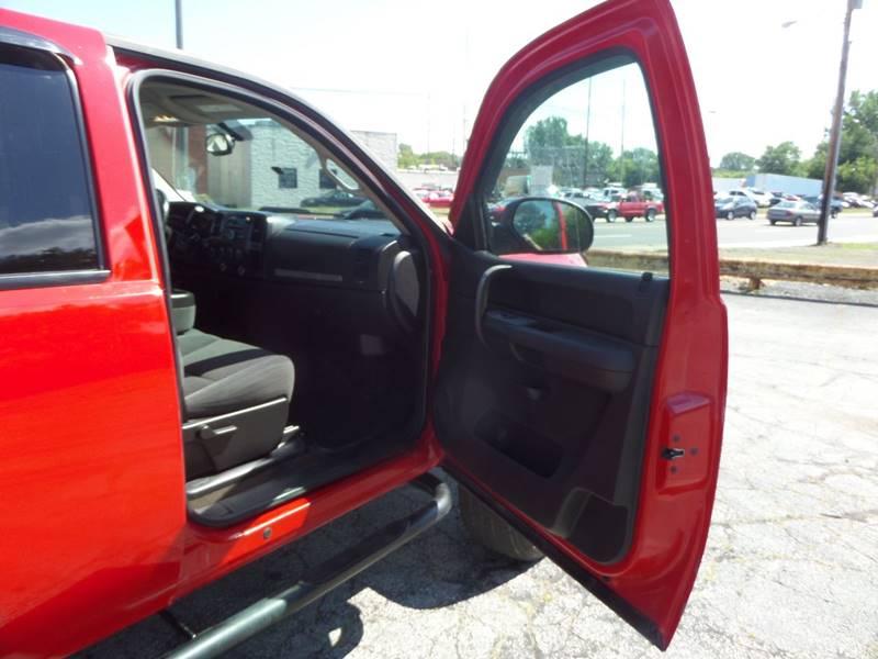 2008 Chevrolet Silverado 1500 4WD LT1 4dr Crew Cab 5.8 ft. SB - Barberton OH