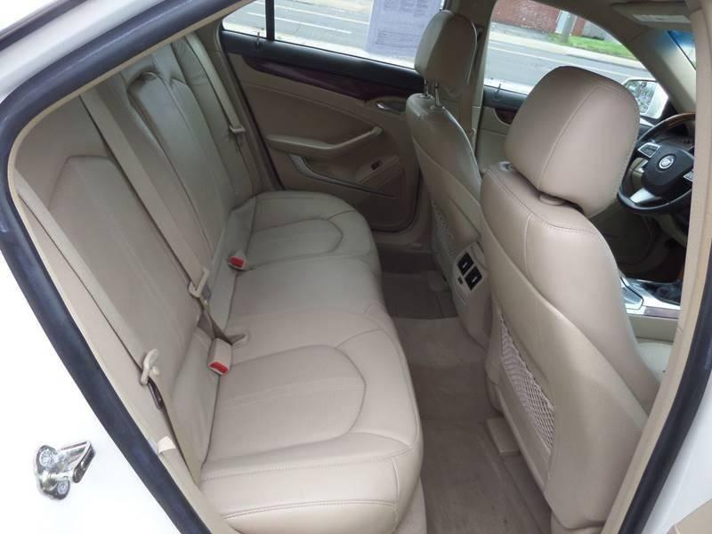 2010 Cadillac CTS 3.0L V6 4dr Sedan - Barberton OH