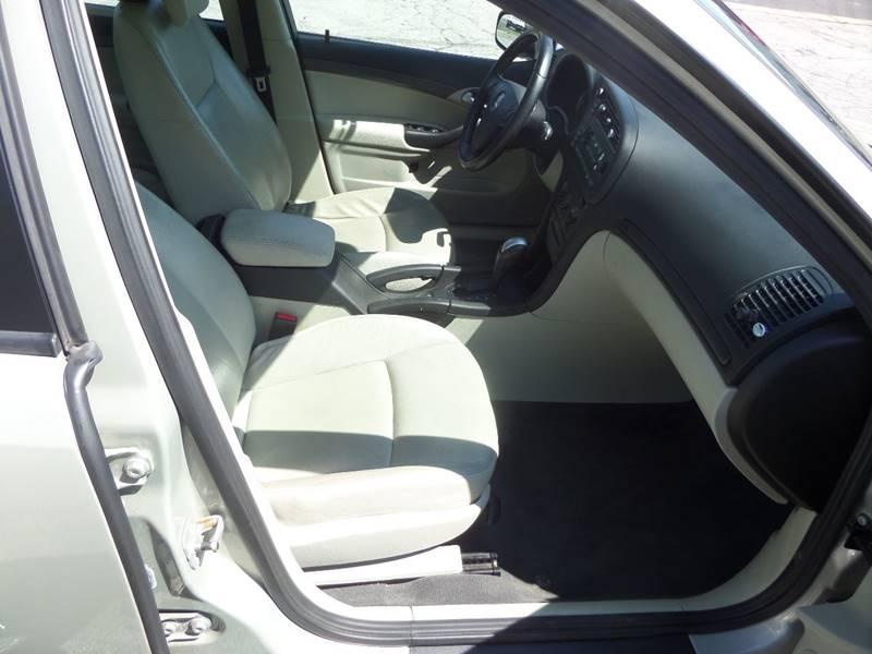 2005 Saab 9-3 4dr Linear Turbo Sedan - Barberton OH