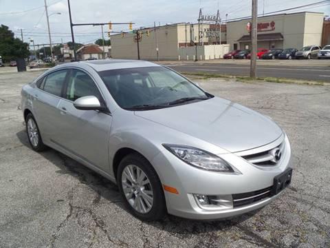 2009 Mazda MAZDA6 for sale in Barberton, OH