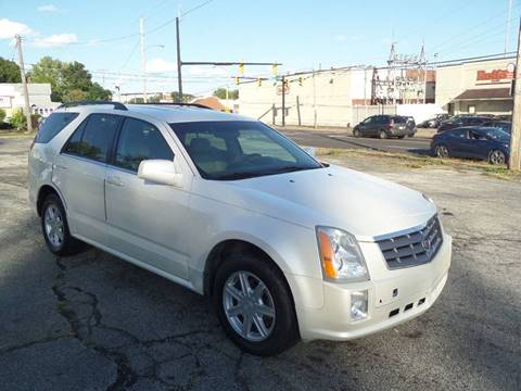 2004 Cadillac SRX for sale in Barberton, OH