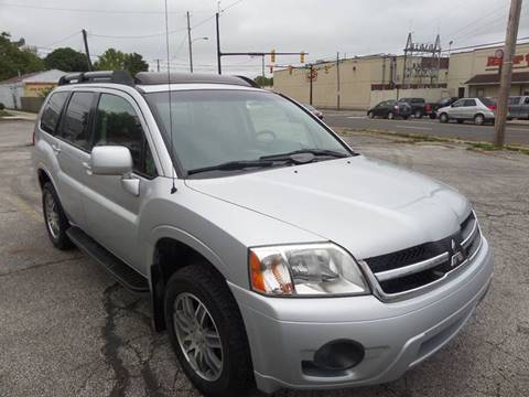 2007 Mitsubishi Endeavor for sale in Barberton, OH