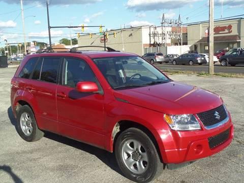 2010 Suzuki Grand Vitara for sale in Barberton, OH