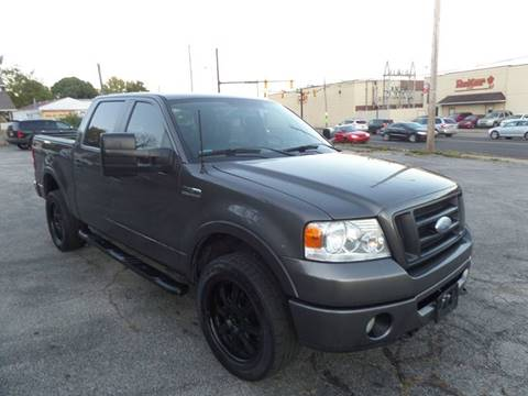 2008 Ford F-150 for sale in Barberton, OH