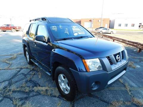 2006 Nissan Xterra for sale in Barberton, OH