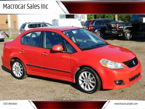 2009 Suzuki SX4 for sale in Akron, OH