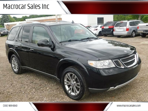 2008 Saab 9-7X for sale in Akron, OH