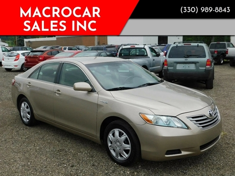 Charming 2009 Toyota Camry Hybrid For Sale In Akron, OH