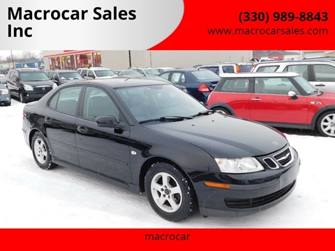 2004 Saab 9-3 for sale in Akron, OH