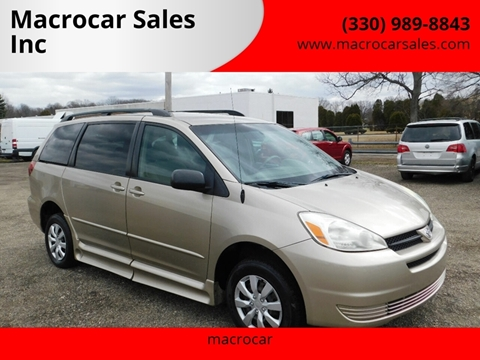 2004 Toyota Sienna for sale in Akron, OH