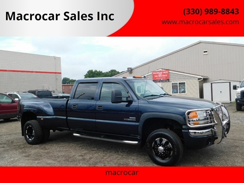 2006 GMC Sierra 3500 for sale in Akron, OH