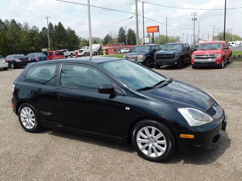 2005 Honda Civic Si 2dr Hatchback In Akron Oh Macrocar Sales Inc