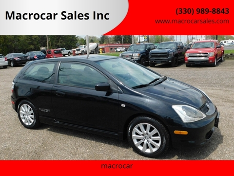 2005 Honda Civic for sale in Akron, OH