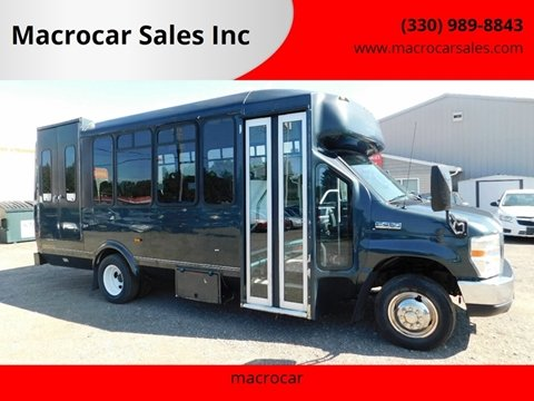 2008 Ford E-Series Chassis for sale in Akron, OH