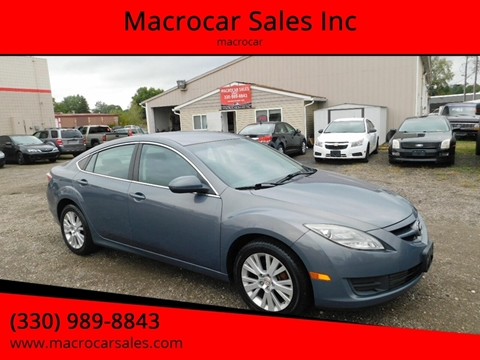 2009 Mazda MAZDA6 for sale in Akron, OH