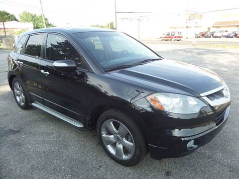 2008 Acura RDX for sale in Barberton, OH