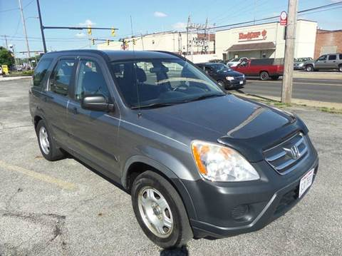 2006 Honda CR-V for sale in Barberton, OH