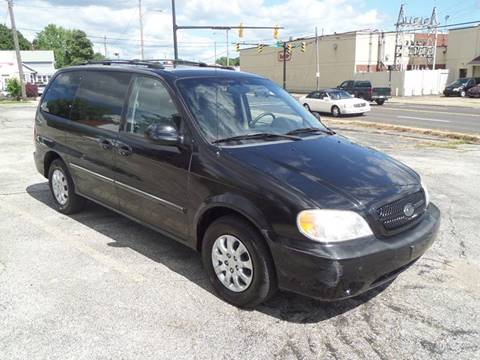 2005 Kia Sedona for sale in Barberton, OH